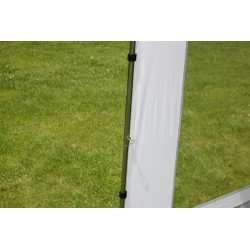 Frame 22mm staal Parasol XL mt 10 t/m14