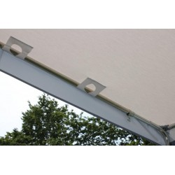 Frame 22mm staal Parasol XL mt 10-14